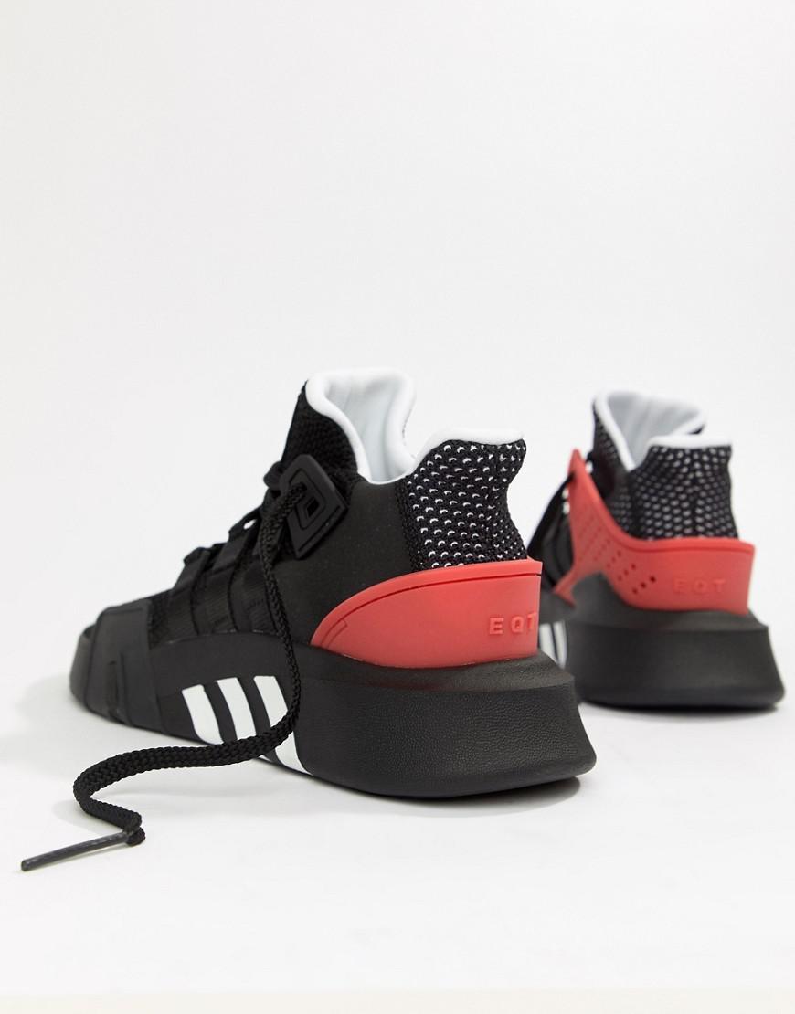 Lyst - adidas Originals Eqt Bask Adv Sneakers In Black Aq1013 in Black for  Men 0e56dbe7263d