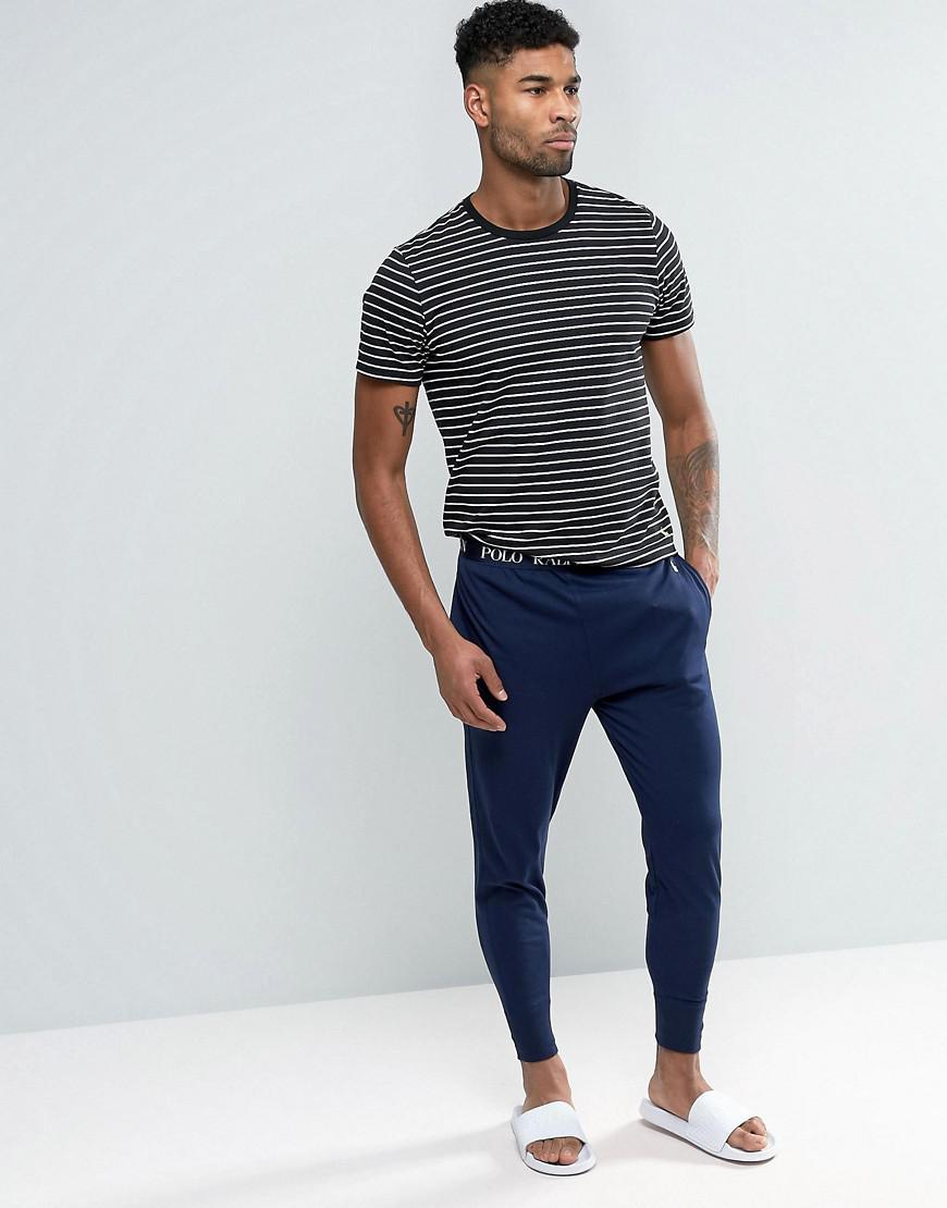 bb254c4f222 Lyst - Pantalon de jogging slim resserré aux chevilles avec logo ...