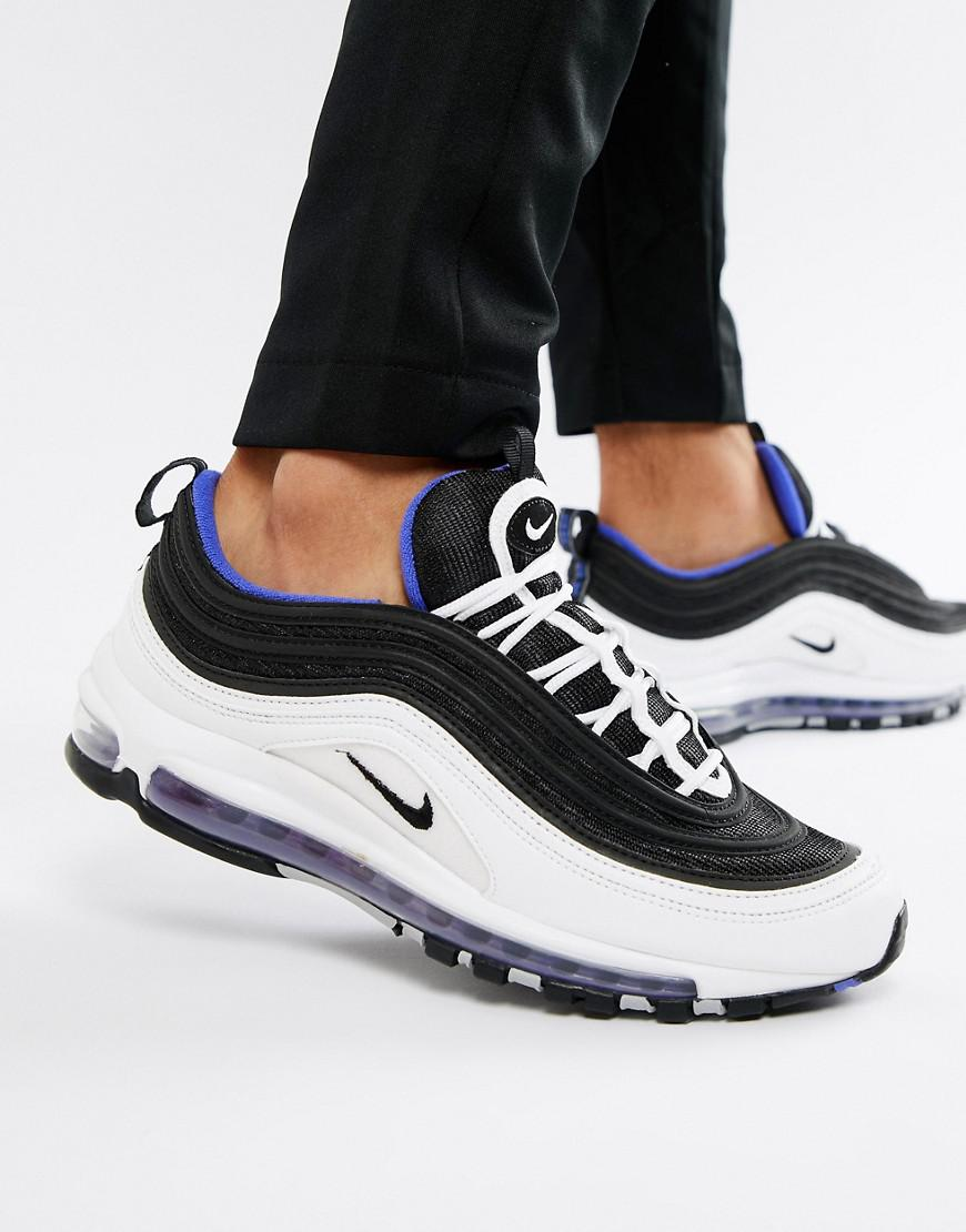 online store 04c56 c345a Nike Air Max 97 Sneakers In White 921826-103 in White for Men - Lyst