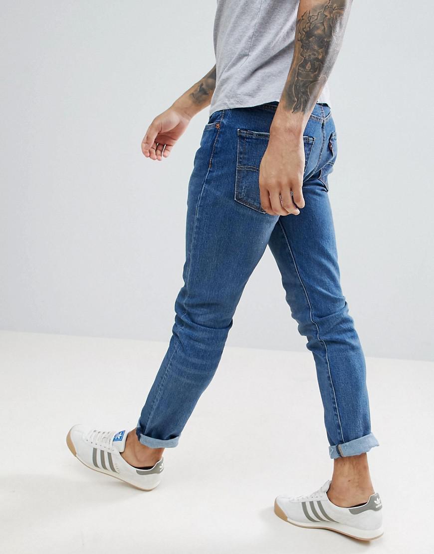 Levi's Denim Levi's 501 Skinny Jeans Thirsty in Blue for Men