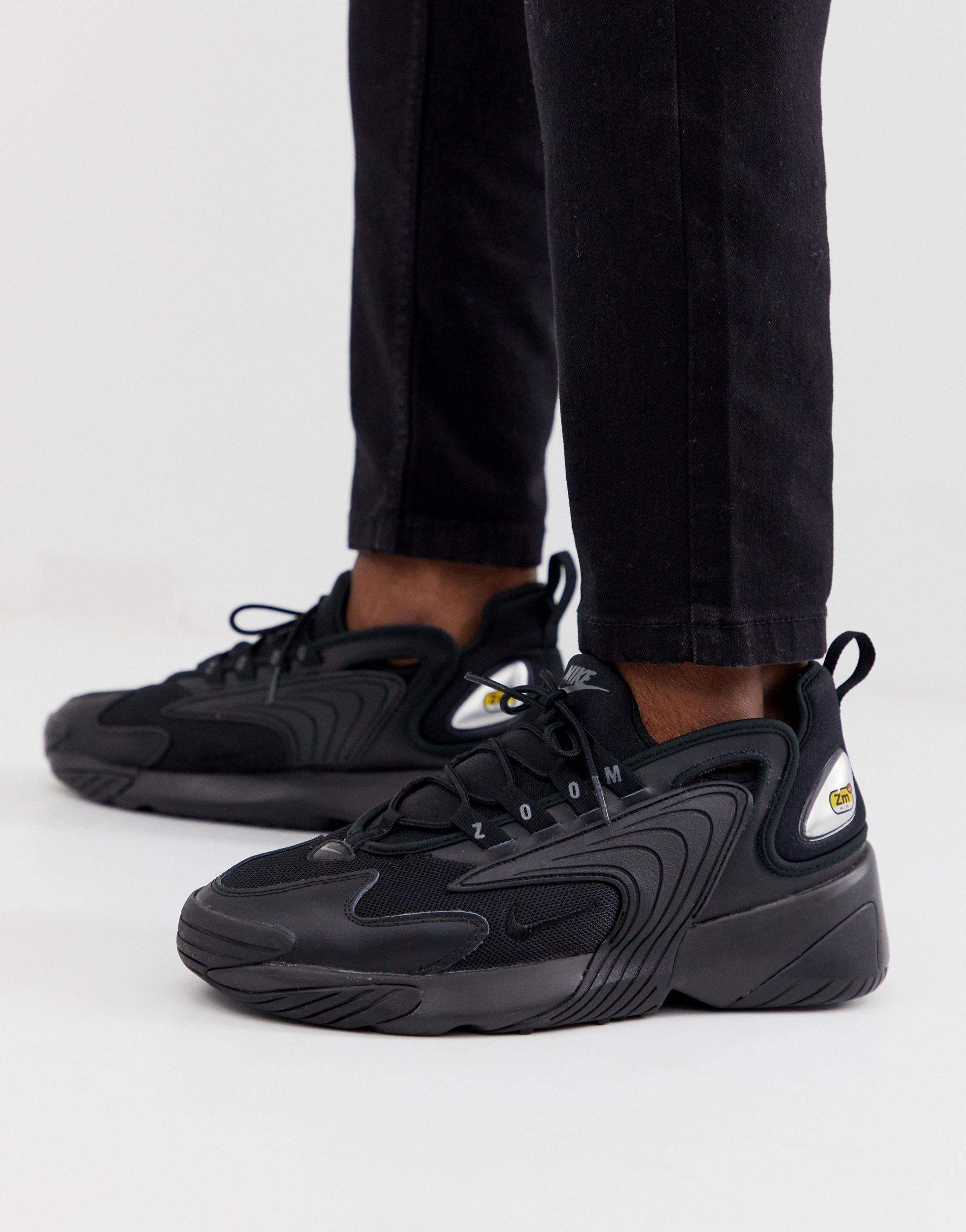 Nike Zoom 2k Shoe (black) - Clearance Sale for men
