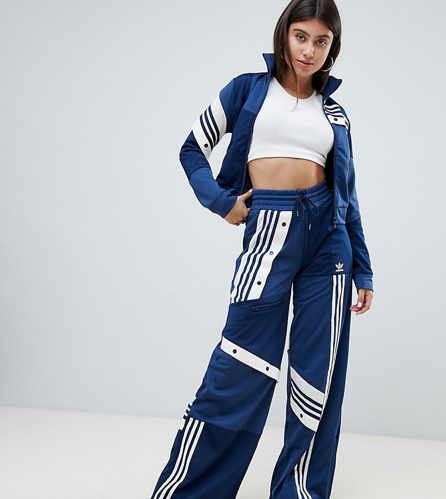 adidas blue costume