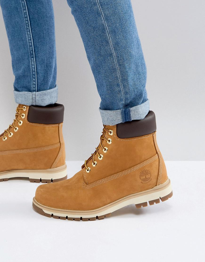 Timberland Leather Radford 6 Inch Boots