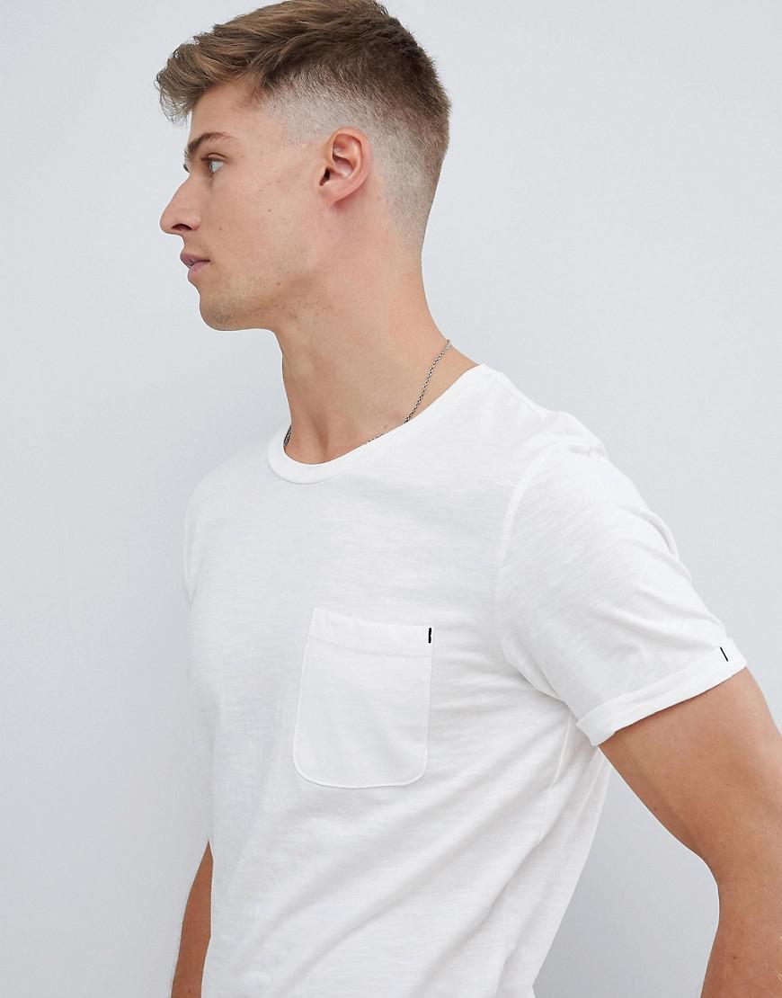9e9f0a0d241f Lyst - Produkt Basic Longline T-shirt in White for Men