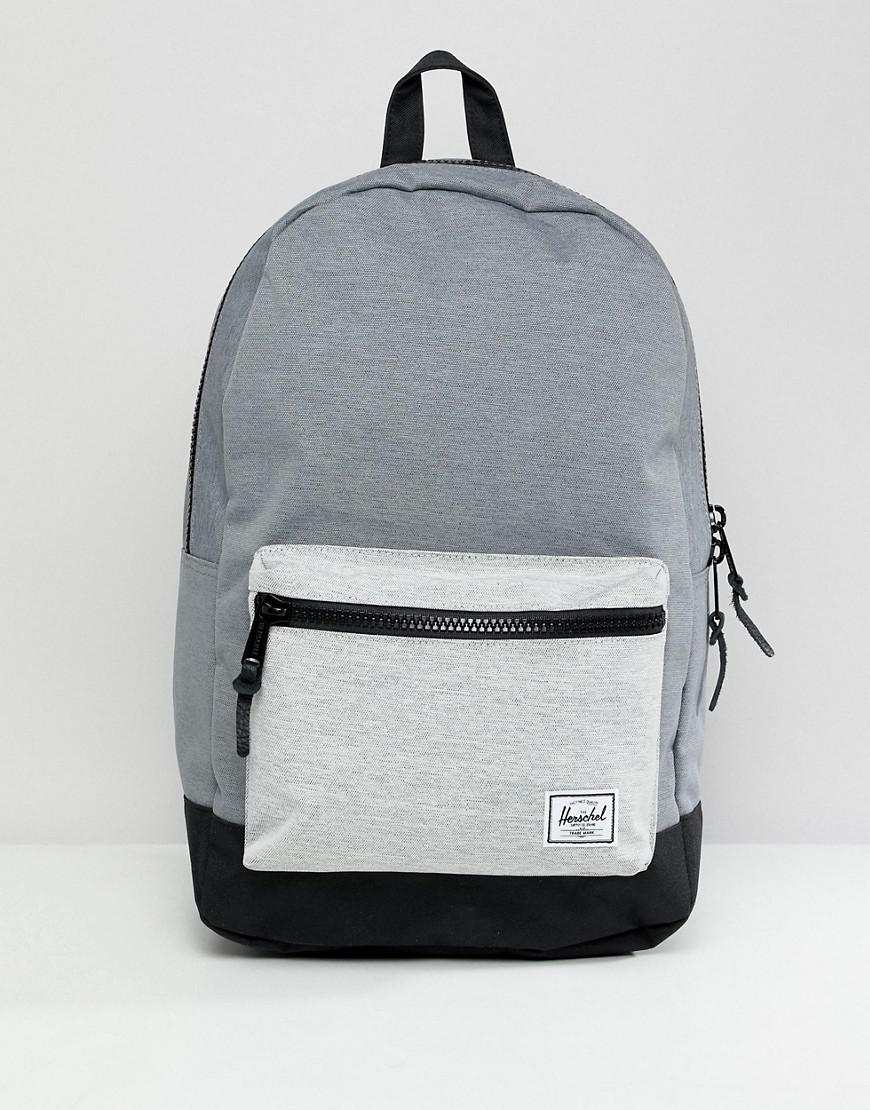 be243c0ad3 Lyst - Herschel Supply Co. Settlement Backpack 23l in Gray for Men