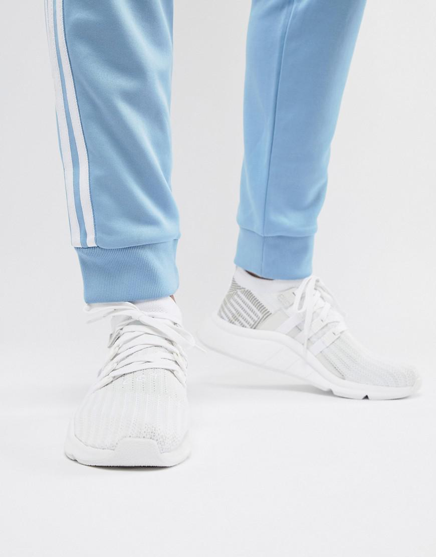 cf65b7ef4186 Lyst - adidas Originals Eqt Support Mid Adv Trainers In White Cq2997 in  White for Men