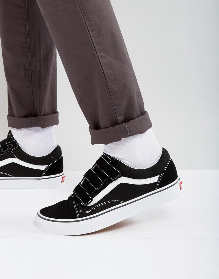 Adult Vans With Velcro Factory Sale, UP TO 66% OFF