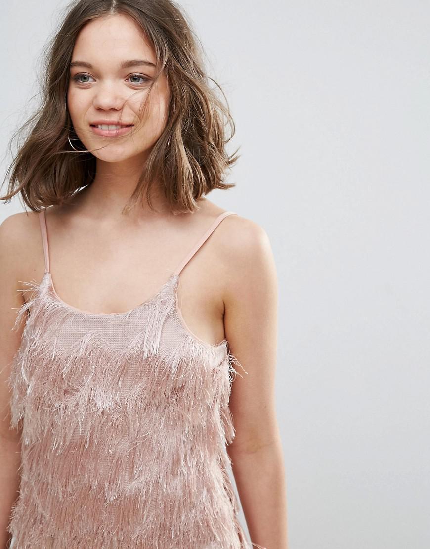 Glamorous Fringe Dress