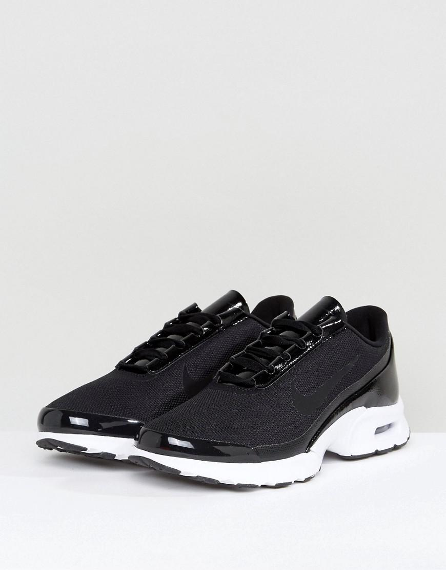 Nike Air Max Jewell Iridescent Trainers In Black