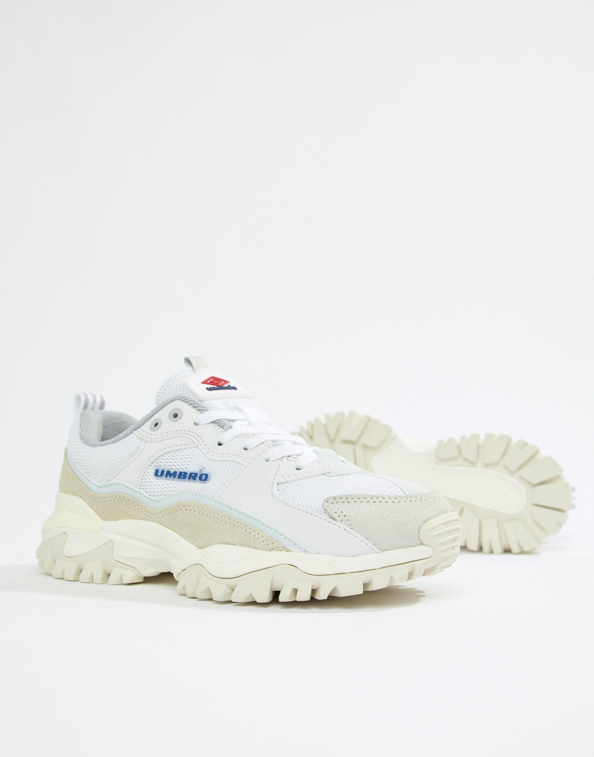 umbro chunky sneakers