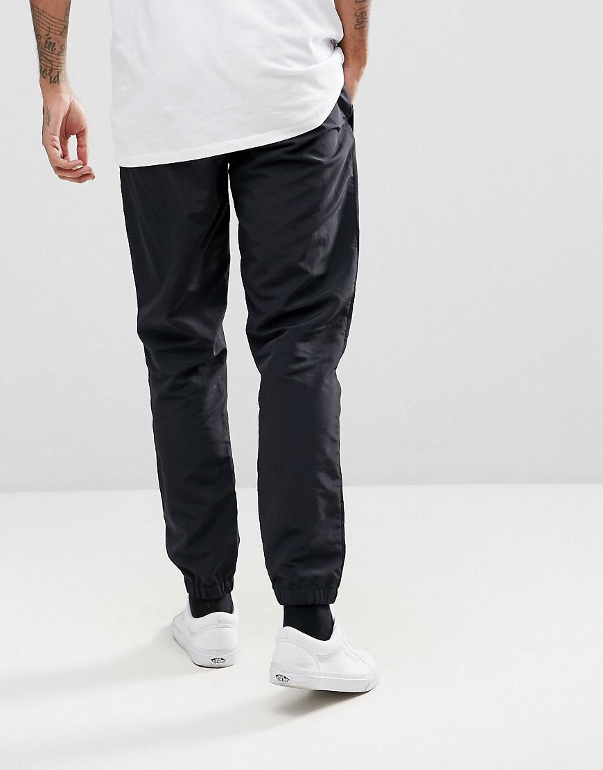 Division Slim For Script Joggers Wip Fit Carhartt In Lyst Men Black AFT4EE
