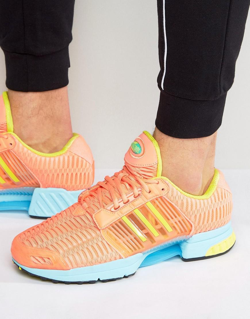 best service 1ed73 bc74d adidas Originals Climacool 1 Sneakers In Yellow By2135 in ...