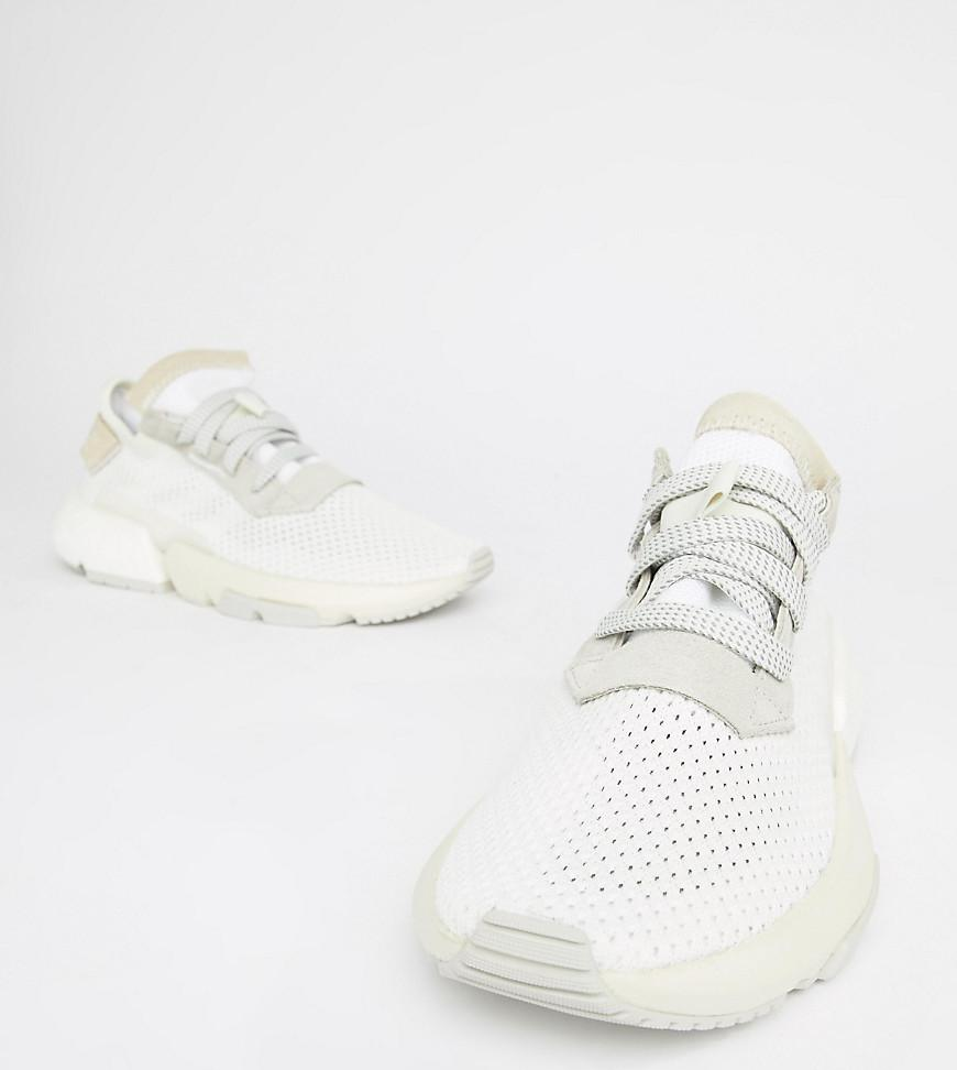 adidas Originals Pod-s3.1 Sneakers In Triple White in White - Lyst c2807fed7