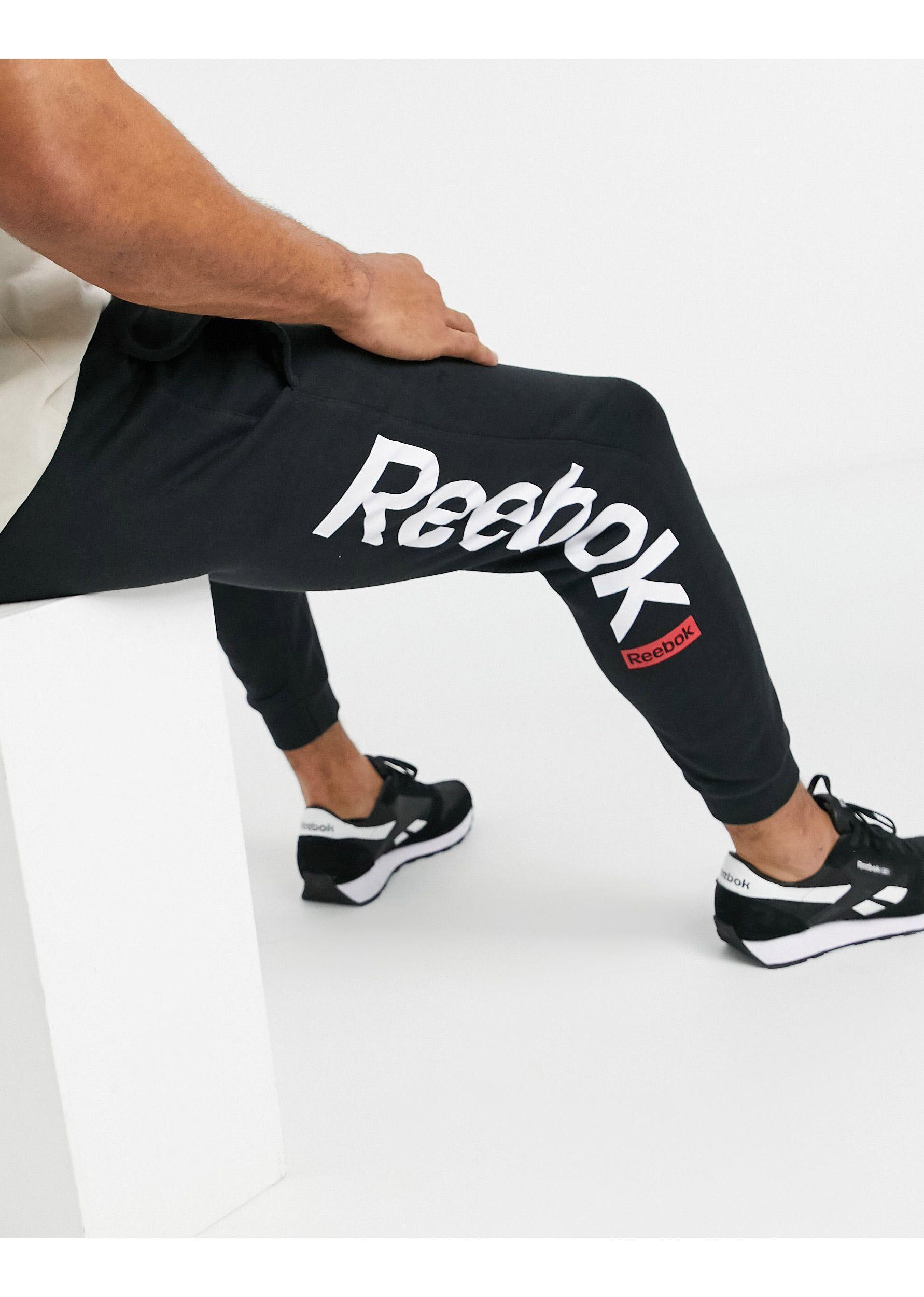 reebok skinny joggers