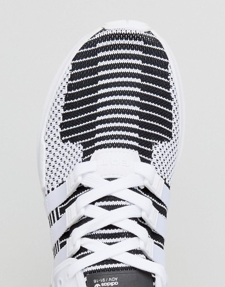 buy online 0ad91 08b10 Adidas Originals Eqt Support Advance Pk Sneakers In White Ba7496 for men