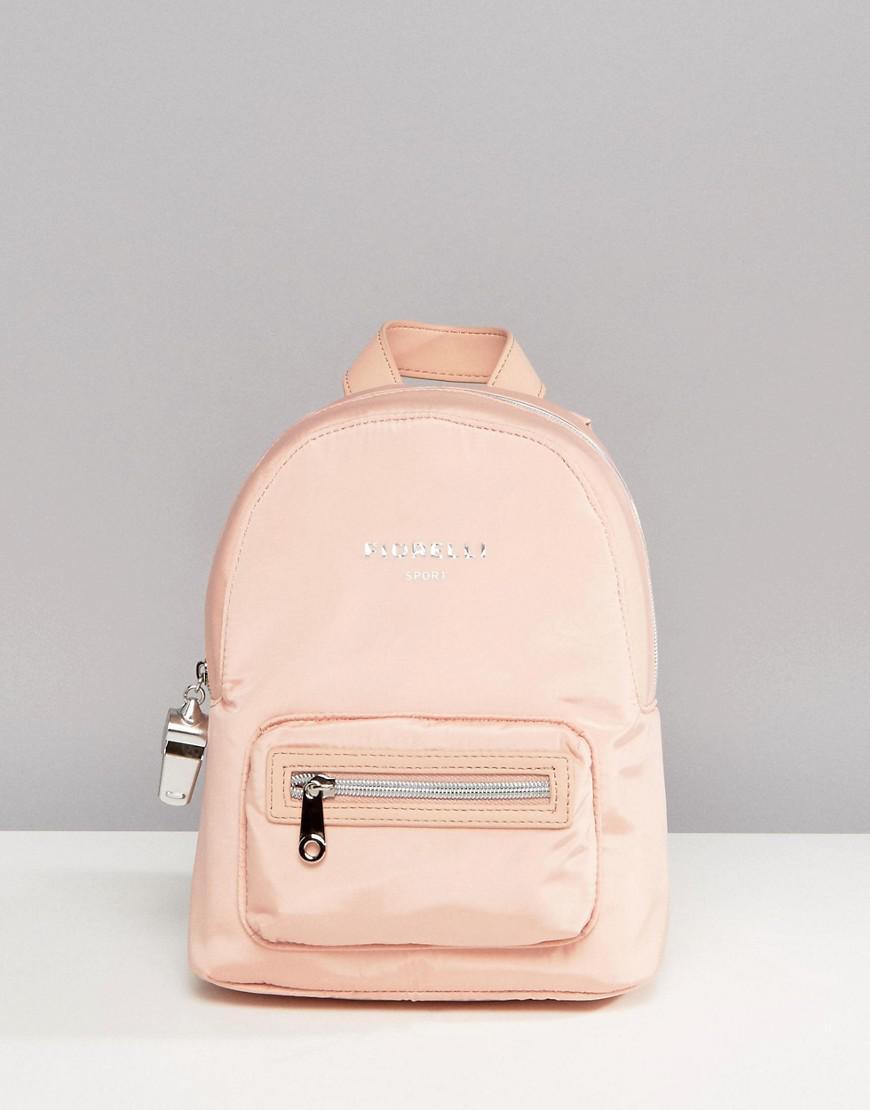 c12447630245 Fiorelli - Pink Sport Strike Mini Nylon Backpack In Blush - Lyst