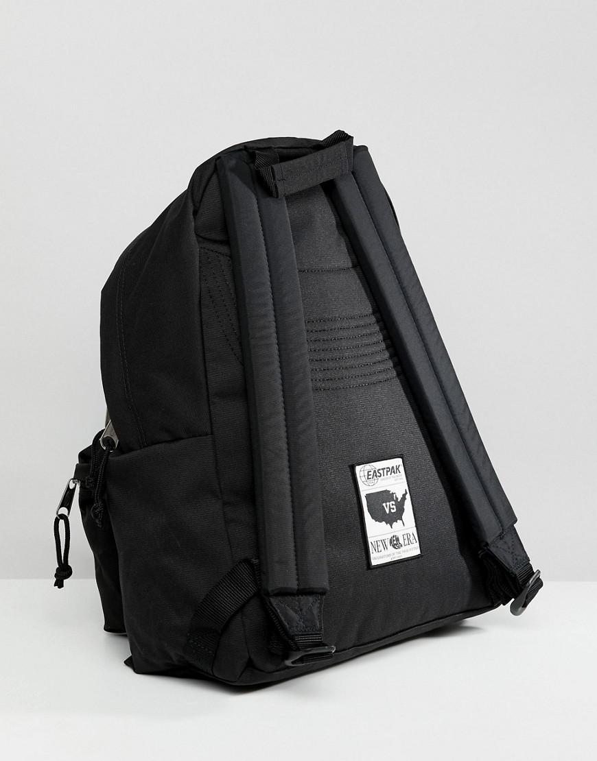 Eastpak Padded Pak'r New Era Black Backpack for Men