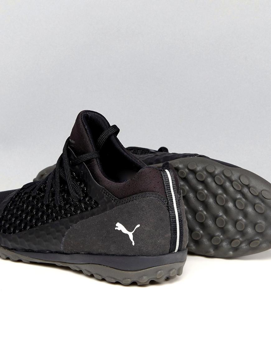 brand new c2b44 1fb24 Turf Ignite Lyst Netfit Puma Boots 10447504 Black Astro 365 In FqTX6q