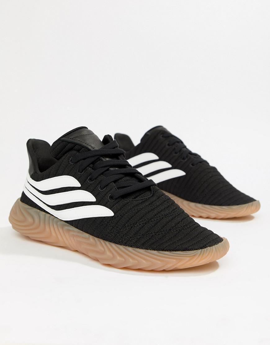 sale retailer a616d e14e0 adidas Originals. Men s Sobakov Sneakers In Black Aq1135