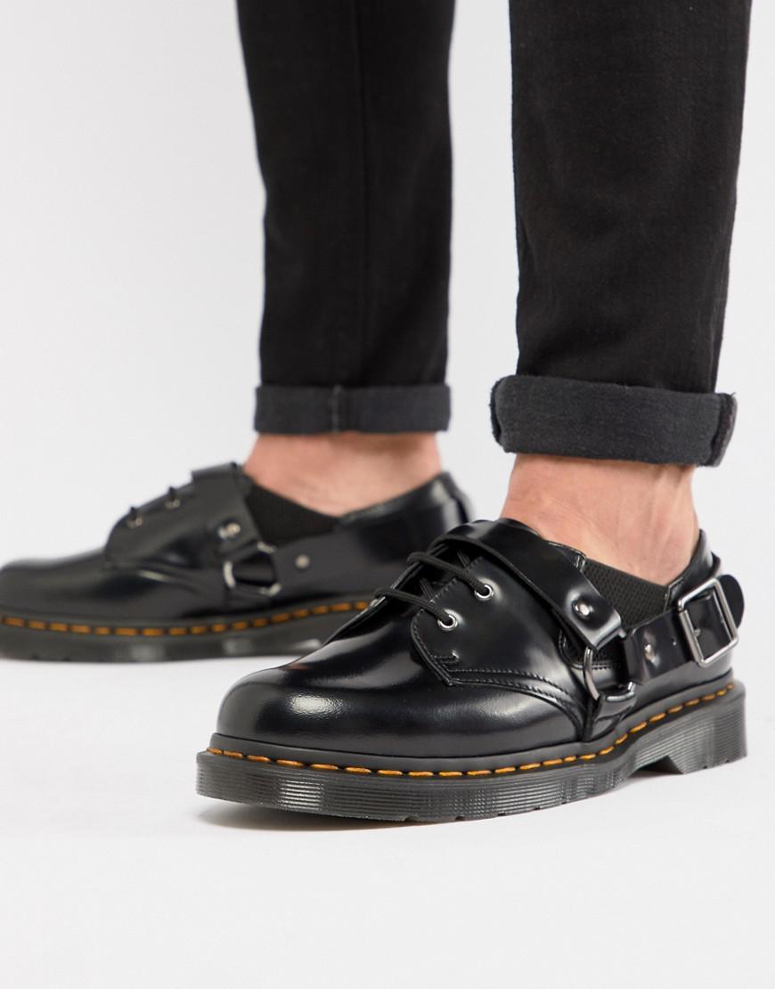 Dr Martens Fulmar Shoes In Black In Black For Men Lyst