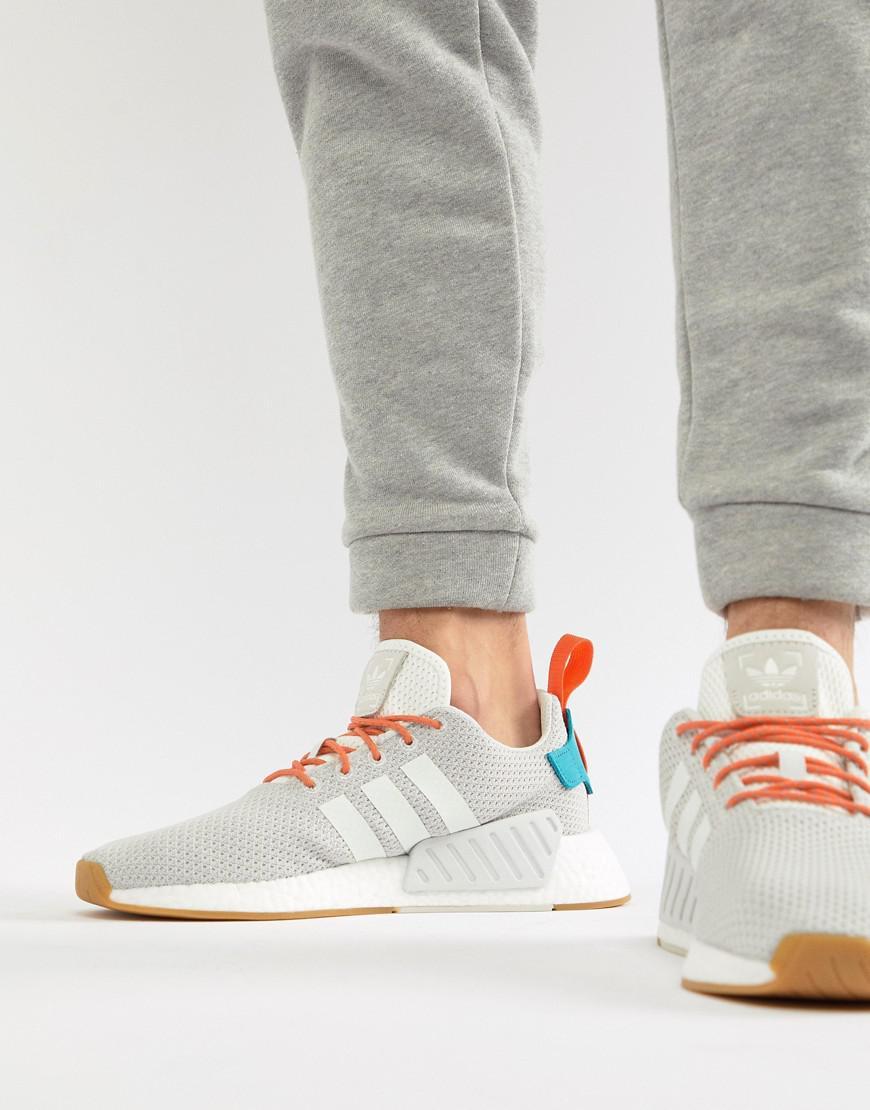 adidas sneakers nmd r2 - boosttm - noir