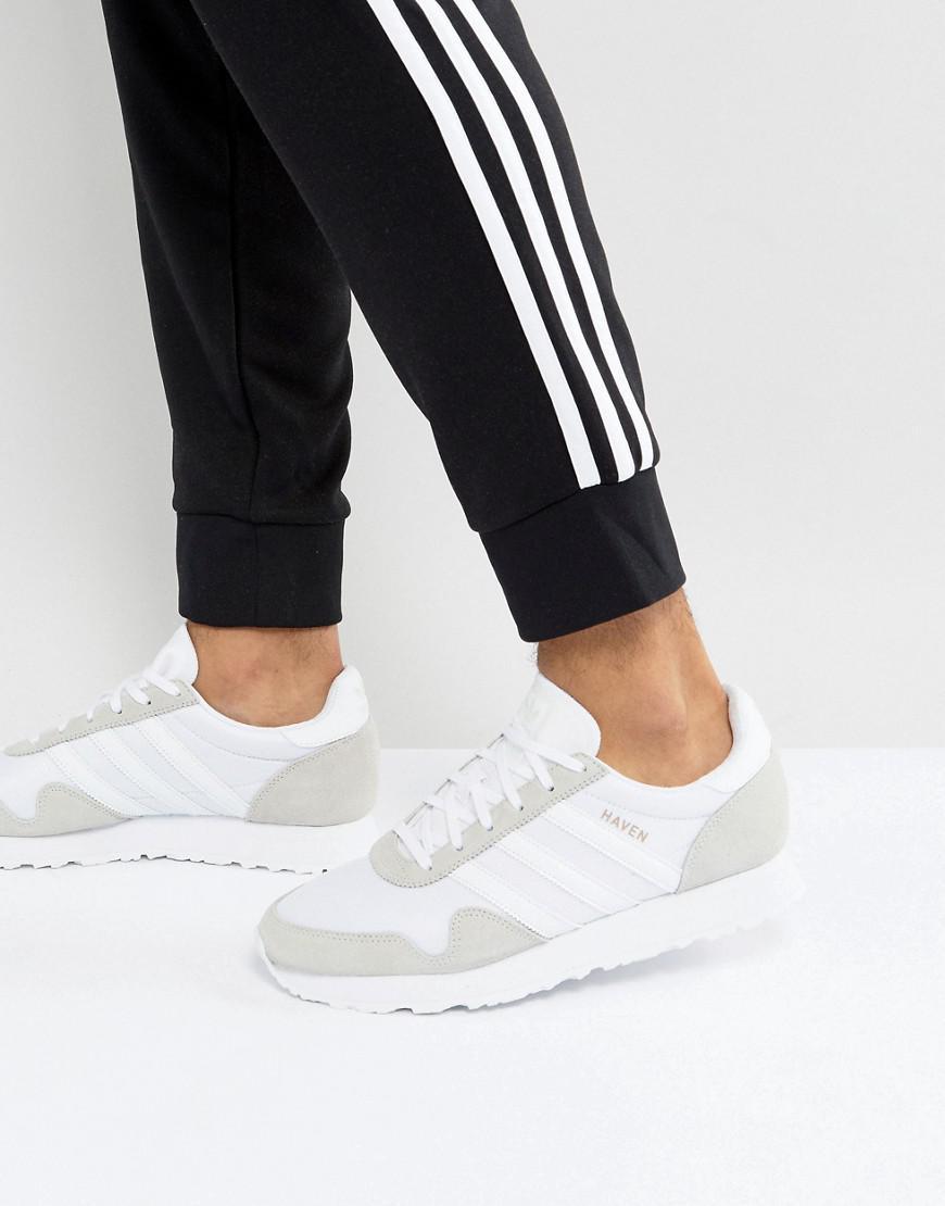 adidas Originals Canvas Haven Sneakers