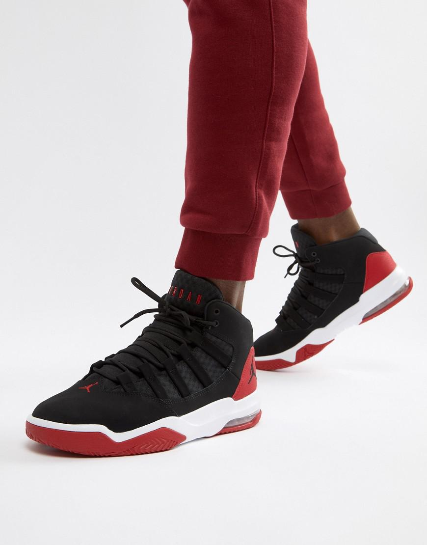 timeless design 04b4d 05b88 Nike Nike Max Aura Trainers In Black Aq9084-023 in Black for Men - Lyst