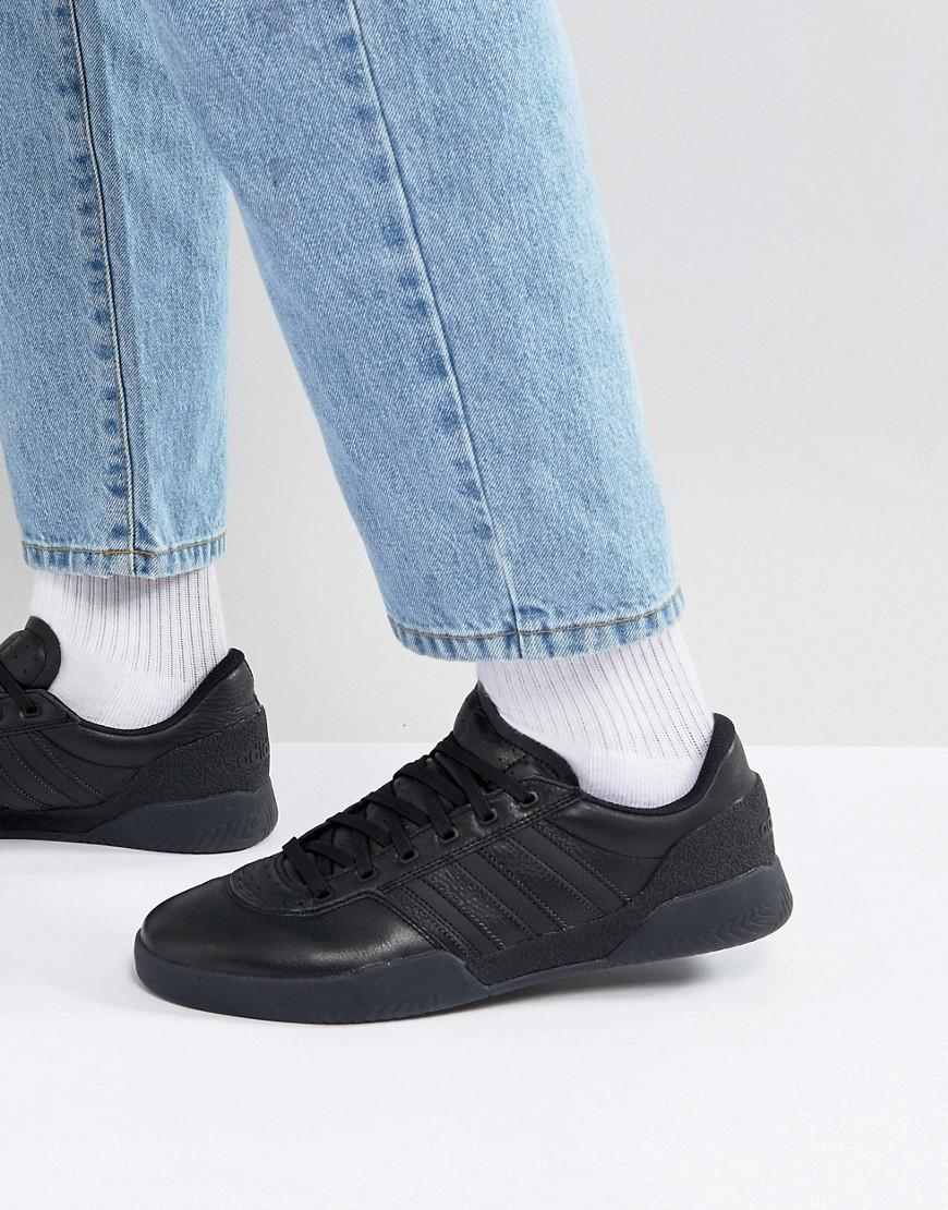 adidas Originals City Cup Trainers In