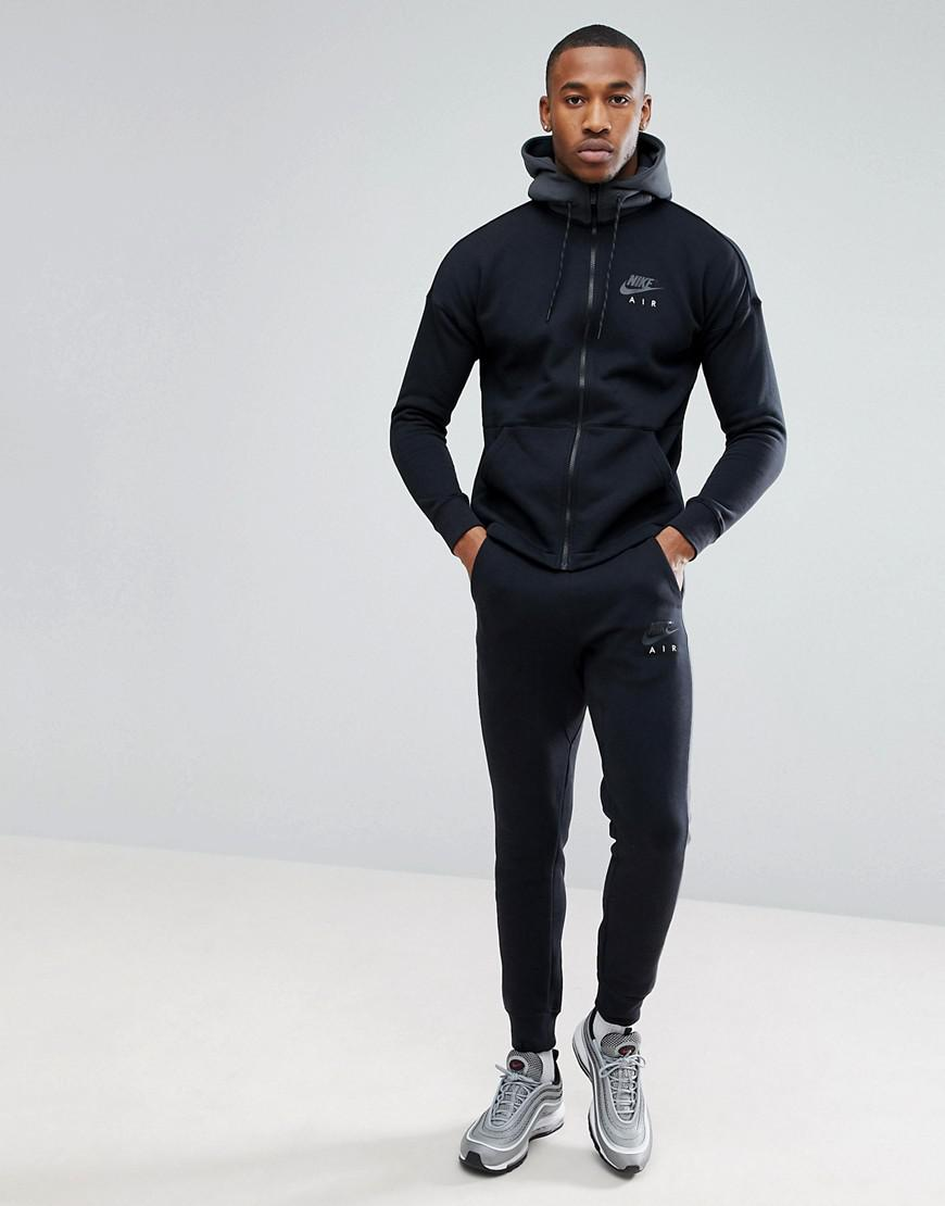 81abb33402 ... 861780-395 best website b2d38 324ca  Nike Air Tracksuit Set In Black  861628-010 in Black for Men newest collection c5a16 ...
