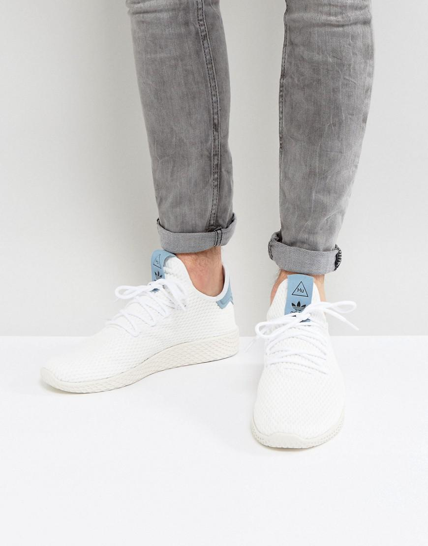 online store ec7cf 5fc15 Lyst - adidas Originals X Pharrell Williams Tennis Hu Traine