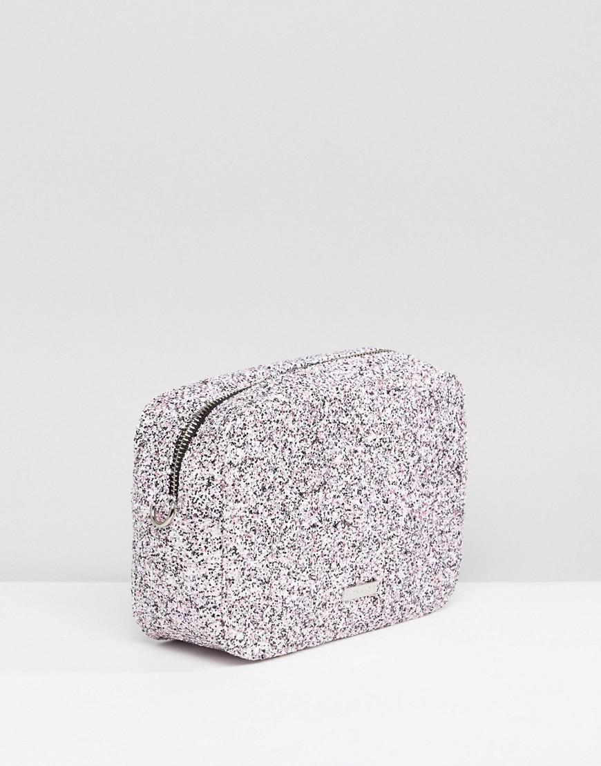 Skinnydip London Glitter Camera Cross Body Bag
