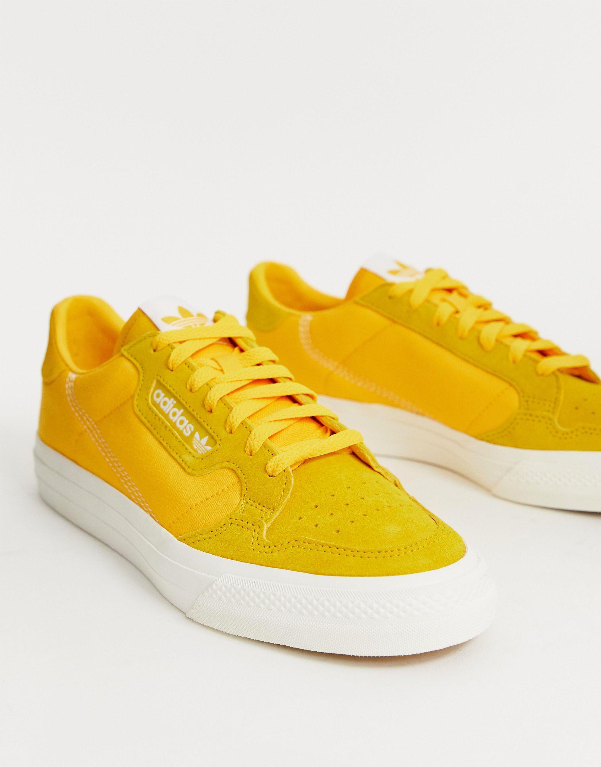 adidas Originals Suede Continental Vulc