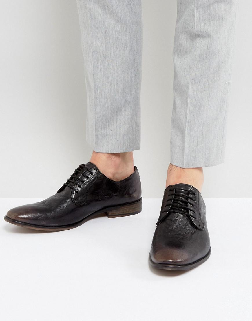 Steve Madden. Men's Black Abbot Lace Up Shoes