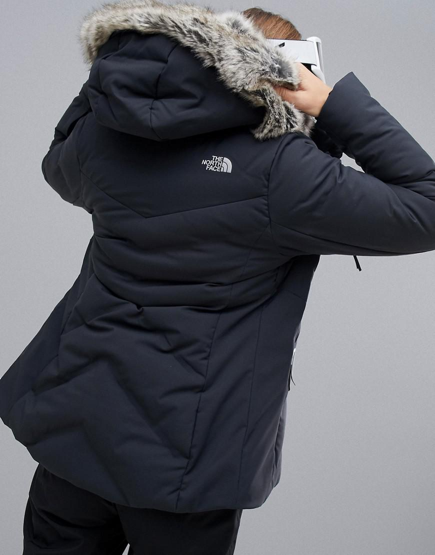 833410e15 The North Face Cirque Down Ski Jacket In Black
