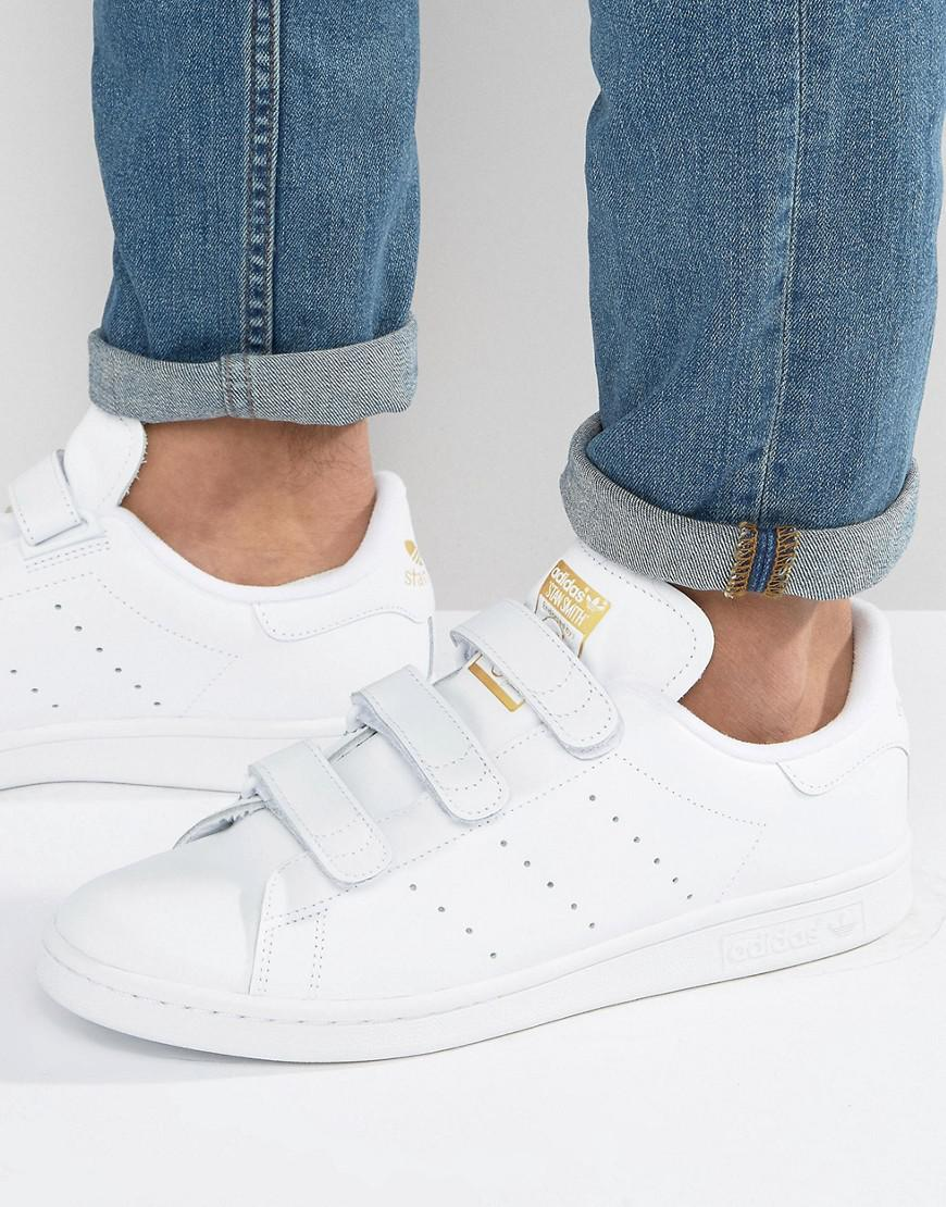uk cheap sale cheap for sale lower price with Stan Smith Cf Trainers In White S75188