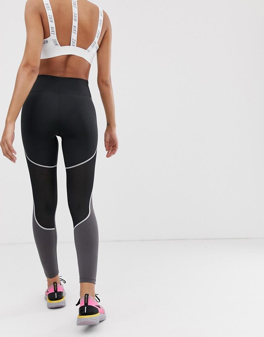 nike grey gym leggings \u003e Up to 73% OFF