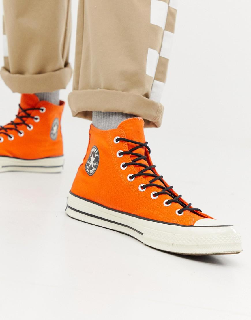 8936e92106b Lyst - Converse Chuck Taylor All Star  70 Waterproof Hi Sneakers In ...