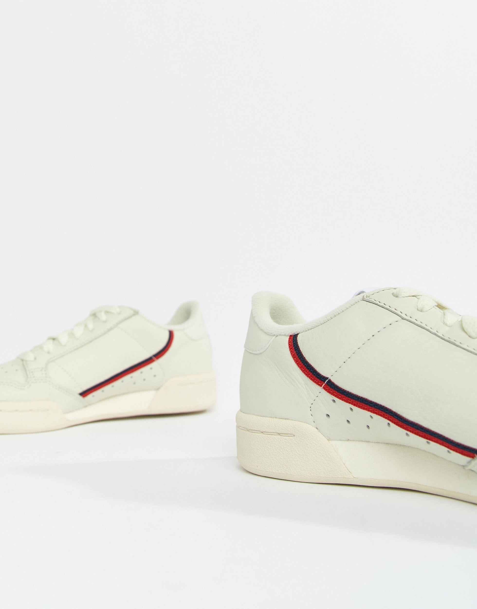 adidas Originals Leather Continental 80