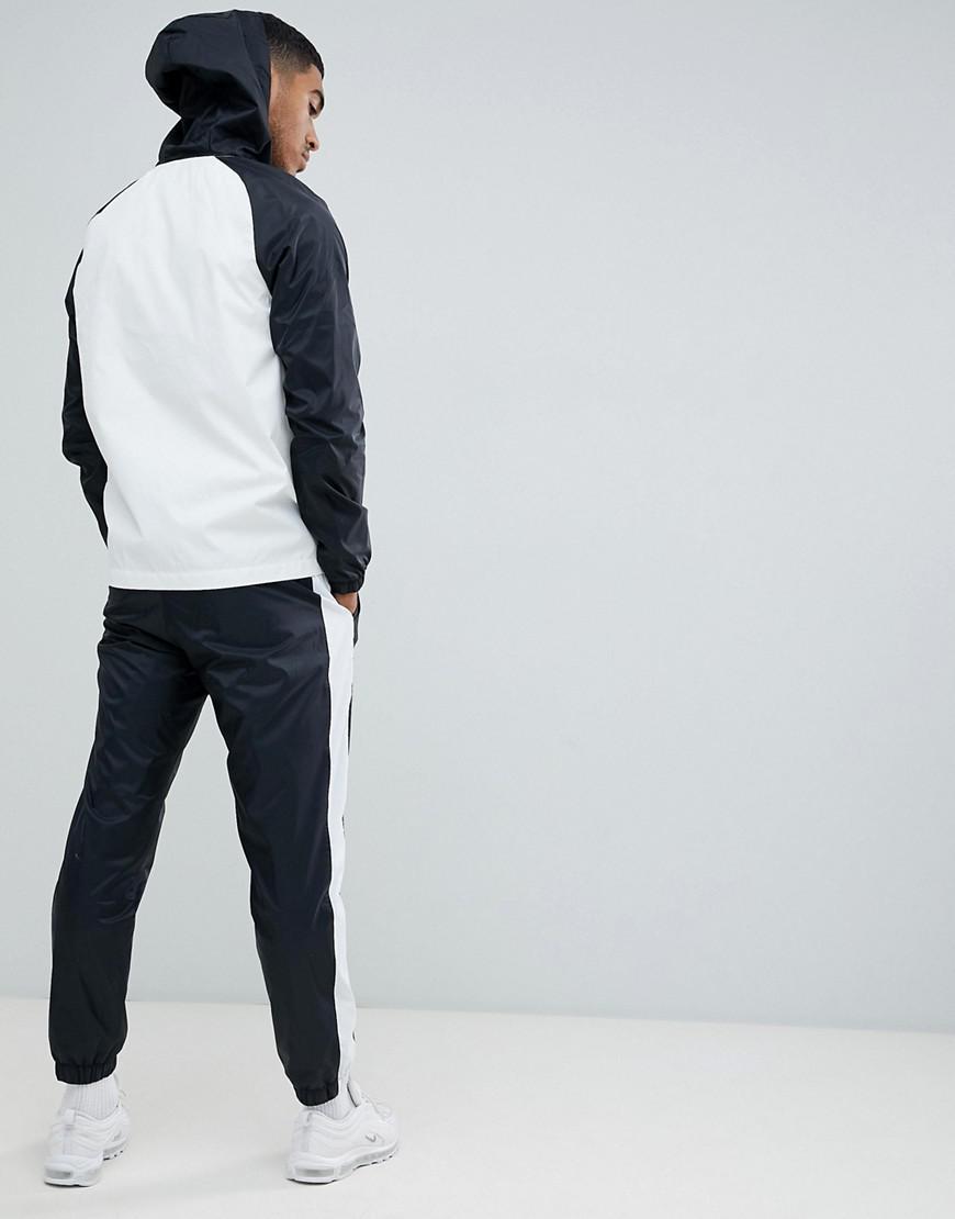 cf882ce6e6dcb Lyst - Ensemble survtement color block Nike pour homme en coloris Noir