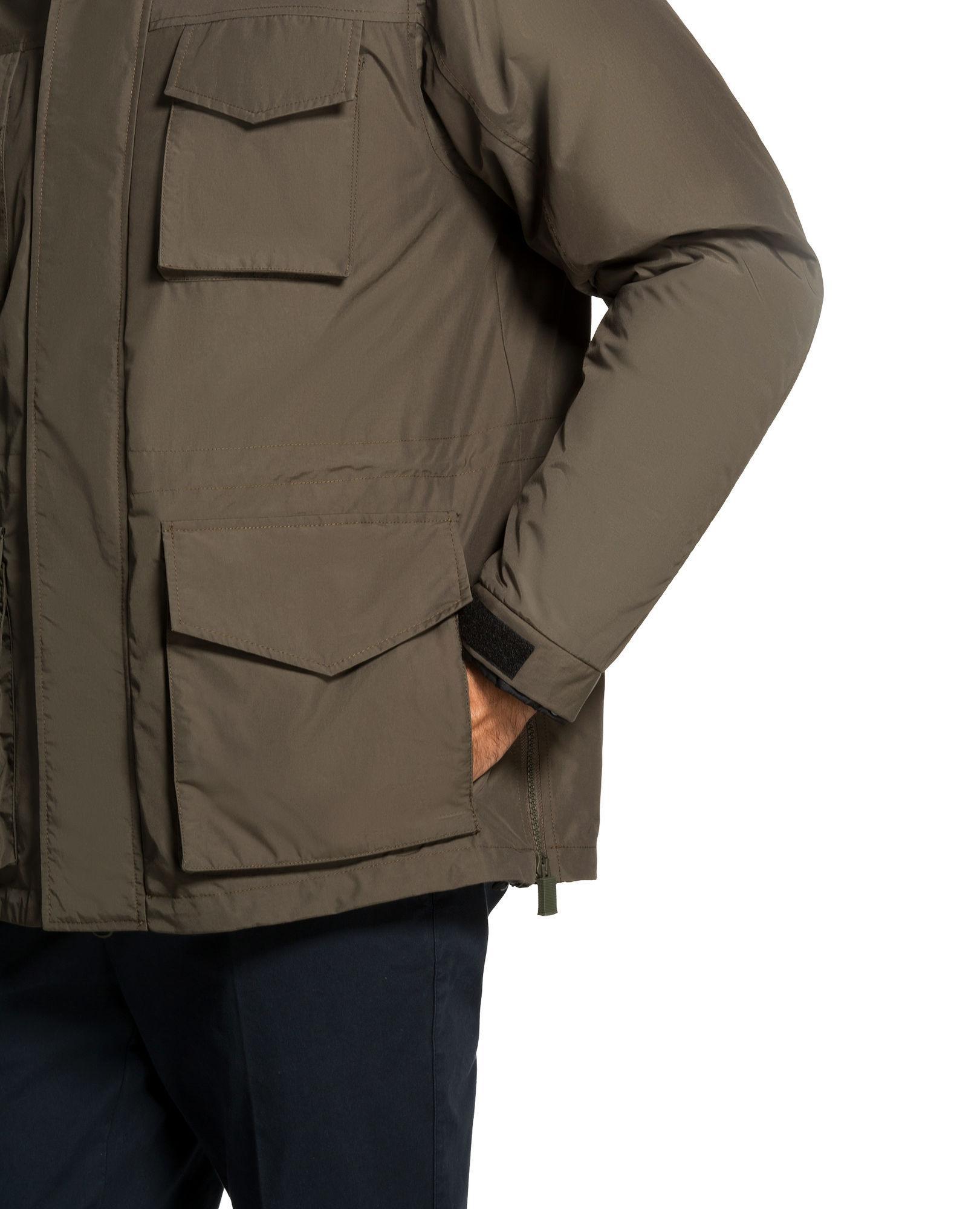 53104e8797 Aspesi Multicolor Giubbotto New Kurtz Field Jacket In Thermore for men