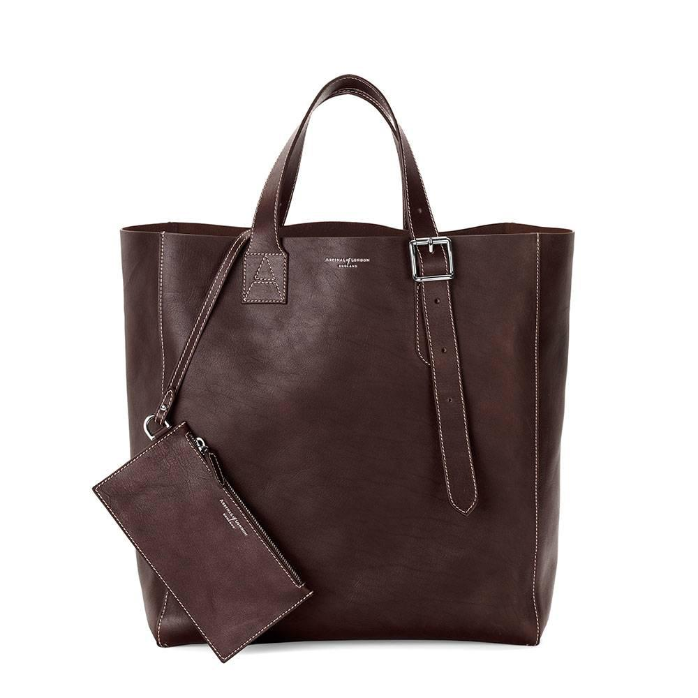 Aspinal of London A Tote in Brown