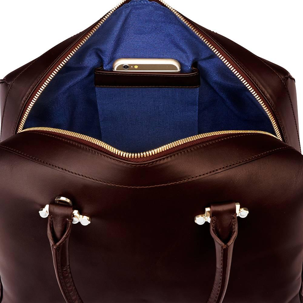Lyst - Aspinal of London Large Pearl Bowling Bag