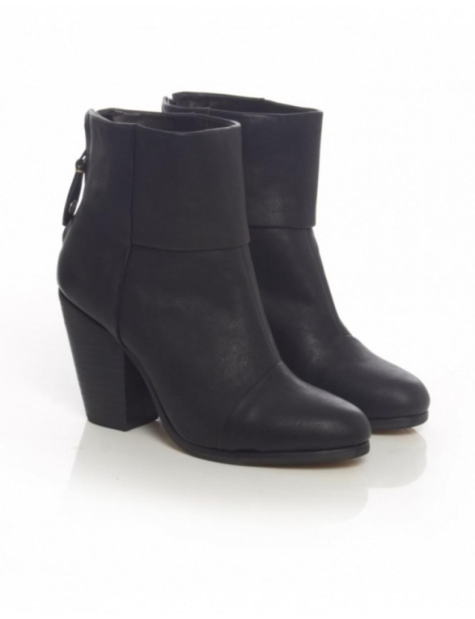 Rag & Bone Rag And Bone Classic Newbury Boots in Black