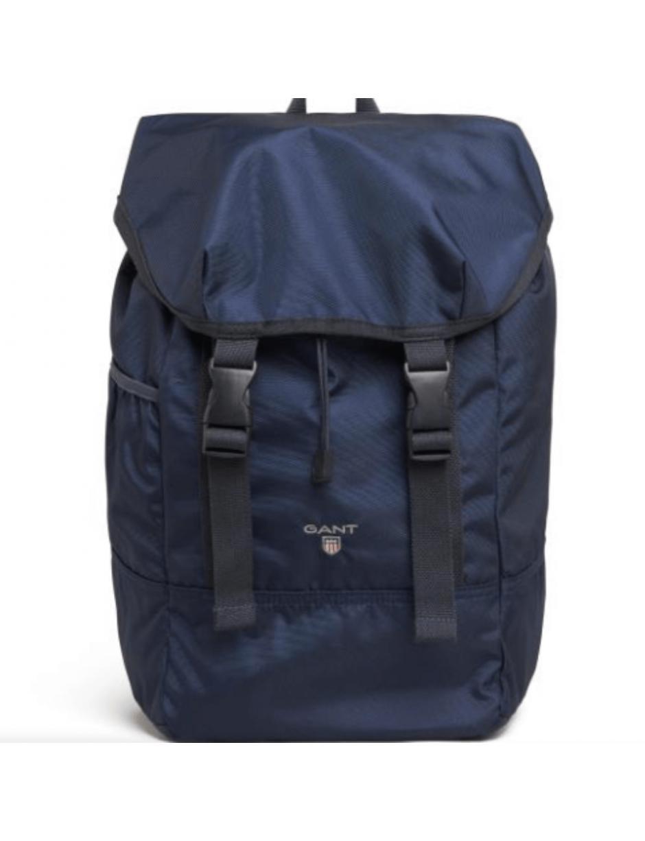 39179f1ac90 Gant - Blue Backpack Navy for Men - Lyst. View fullscreen