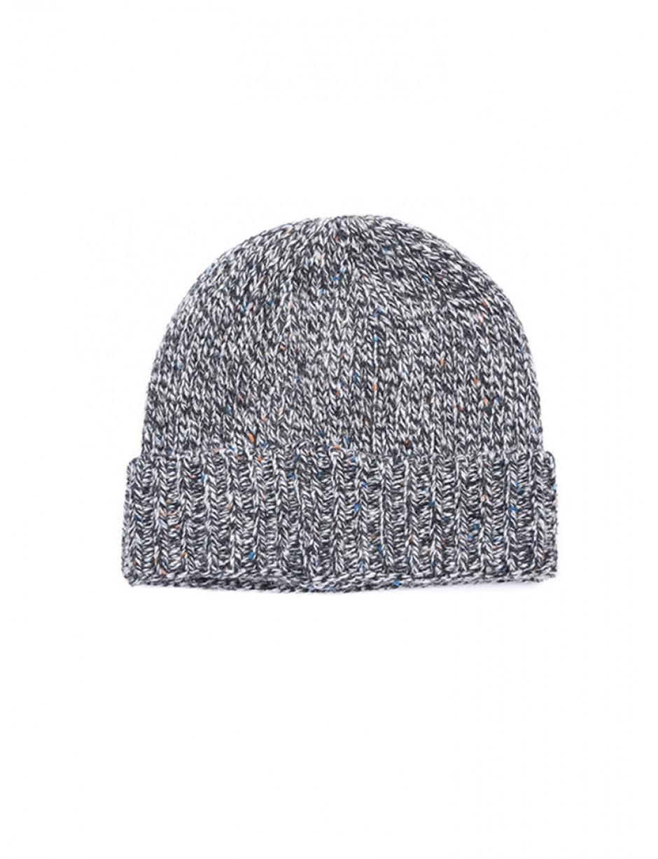199449cd2e5 Barbour Men s Whitfield Beanie Hat in Gray for Men - Lyst