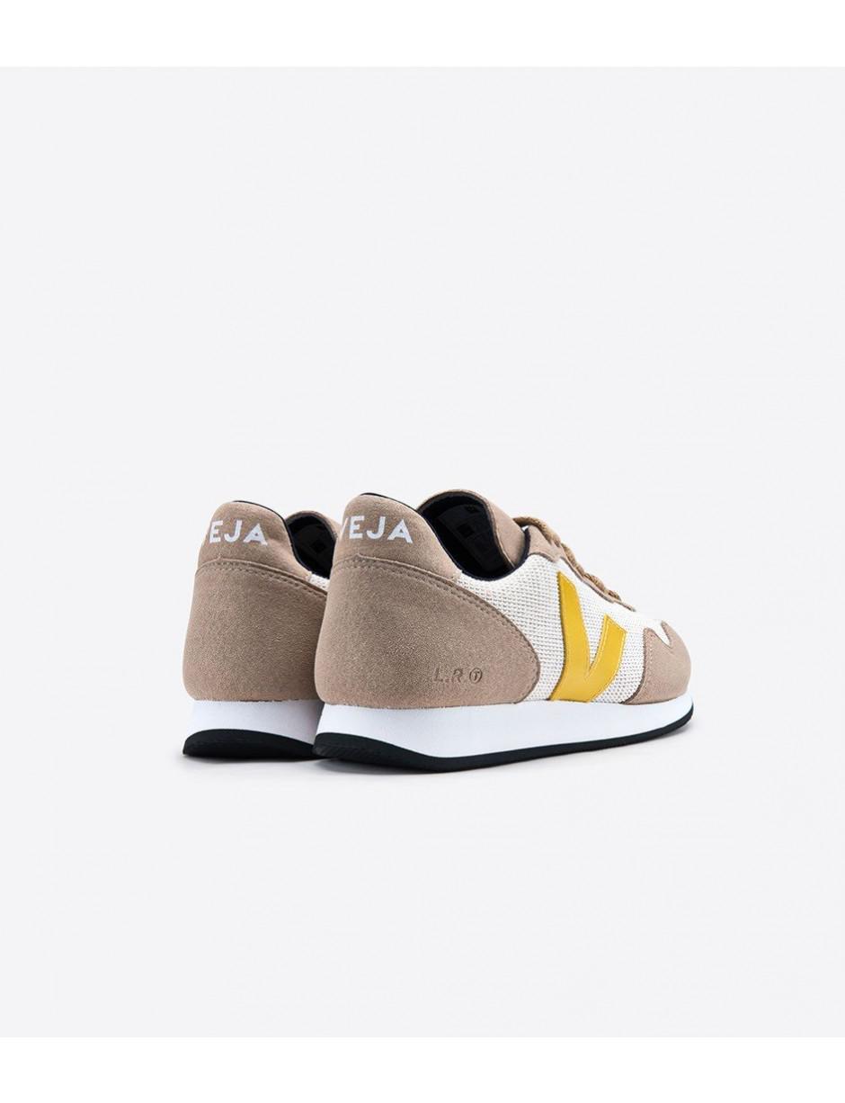 Veja Cotton Sdu Gold \u0026 Yellow Trainers