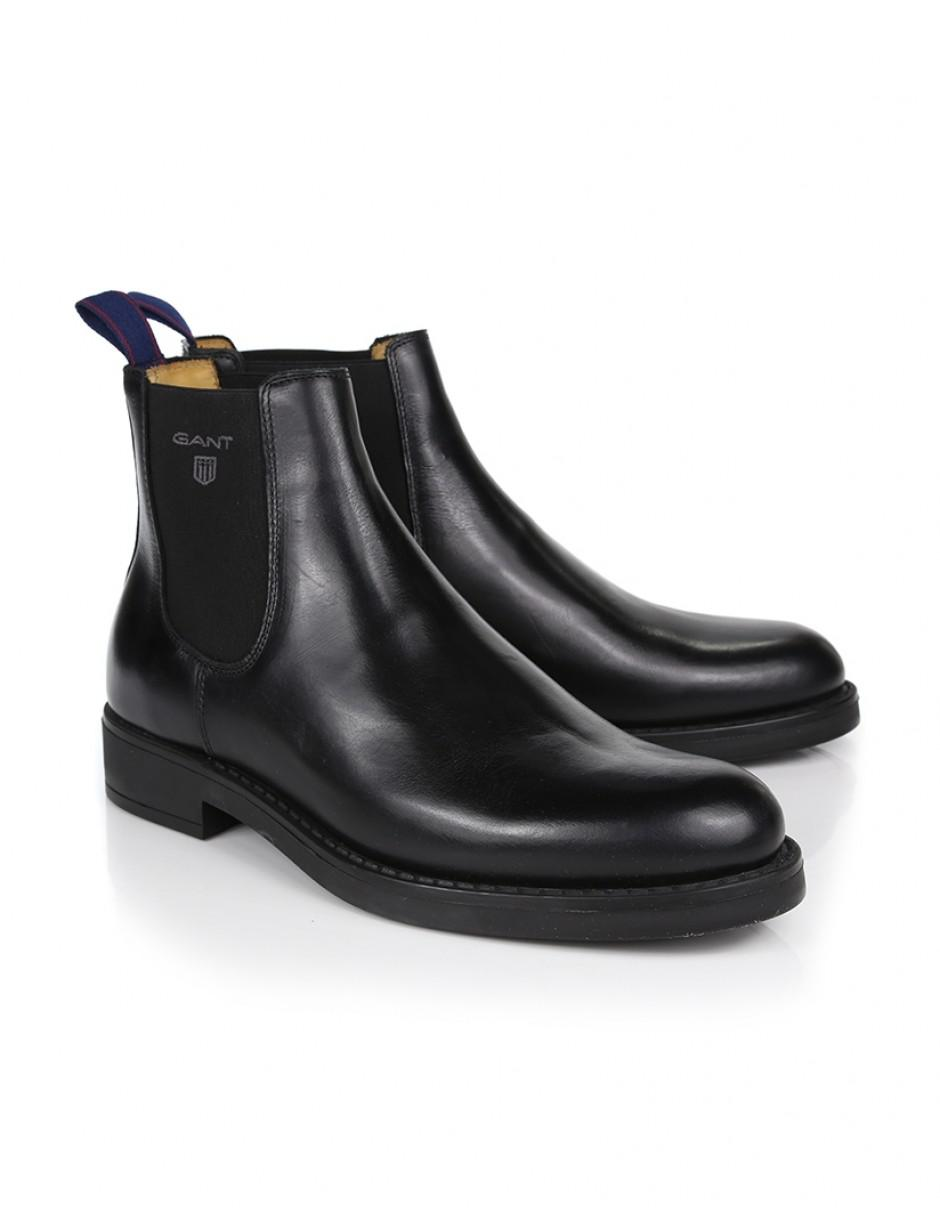 GANT Leather Oscar Chelsea Boots in