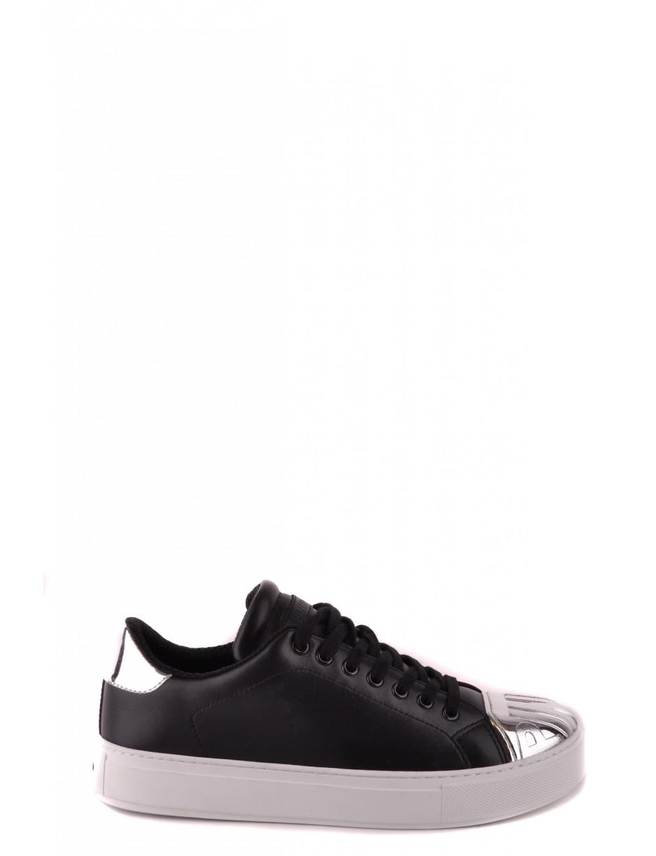 Pinko Leather Sneakers in Black - Save 57%