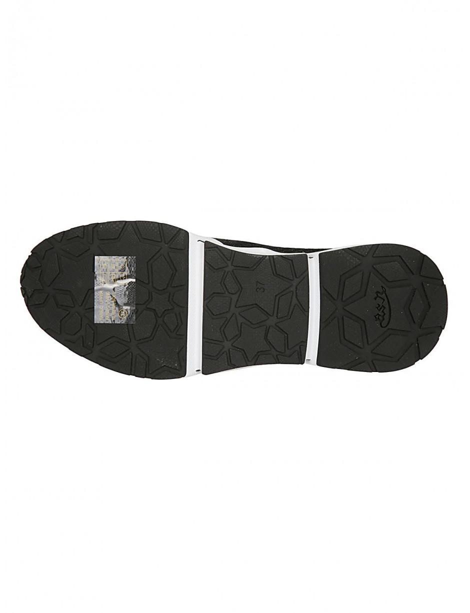 Ash Rubber As-thonder Sneaker in Black