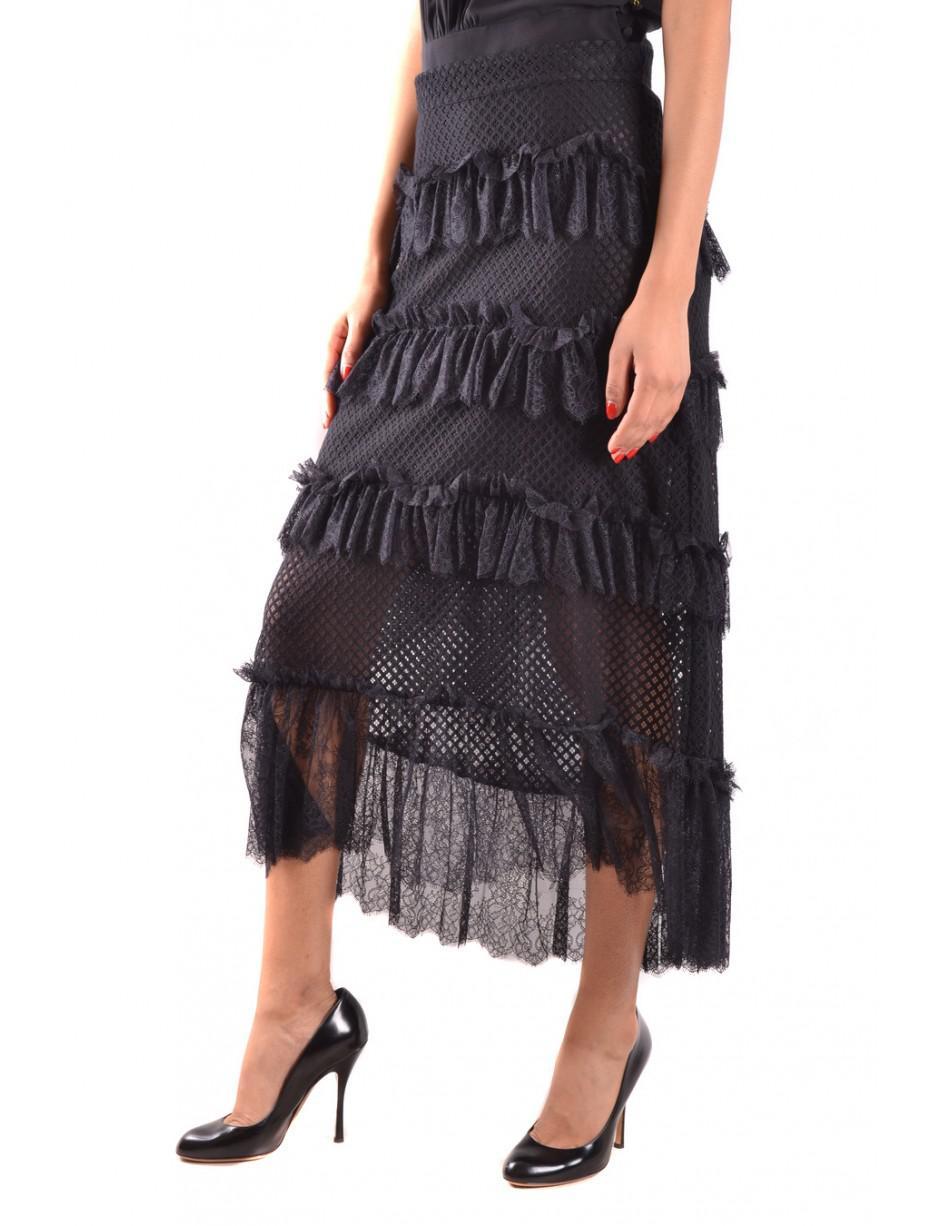 glittery pleated midi skirt - Metallic Philosophy di Lorenzo Serafini Discount Largest Supplier V1vNYE